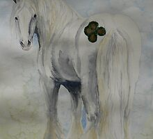Four Leaf Clover Cob by louisegreen
