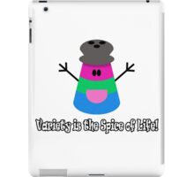 Parody: Variety is the Spice of Life! (Polysexual) iPad Case/Skin