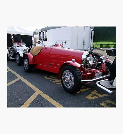 1927 Bugatti Photographic Print