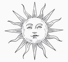 Tumblr Sun Logo by shakeitoff