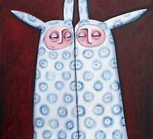 Imaginary friends by Belin
