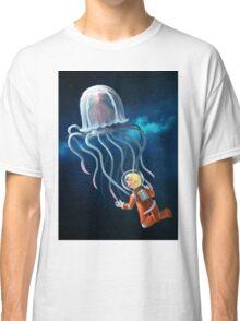 Space Jellyfish Classic T-Shirt