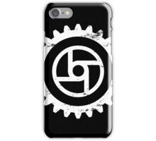 Gear-Transportation-White iPhone Case/Skin