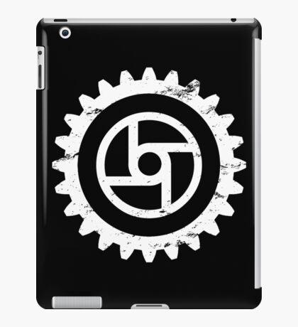 Gear-Transportation-White iPad Case/Skin