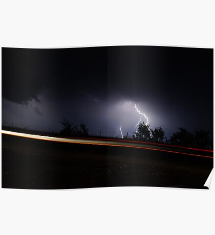Lightning storm on Friday the 13th part 12 Poster