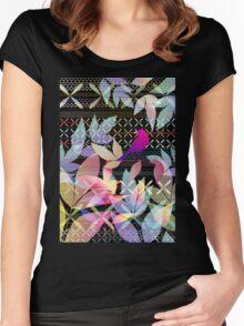 Garden Music Women's Fitted Scoop T-Shirt