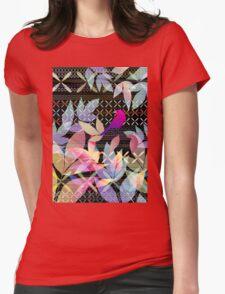 Garden Music Womens Fitted T-Shirt