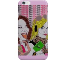 Amy Poehler & Tina Fey iPhone Case/Skin