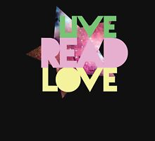 Live Read Love Tank Top