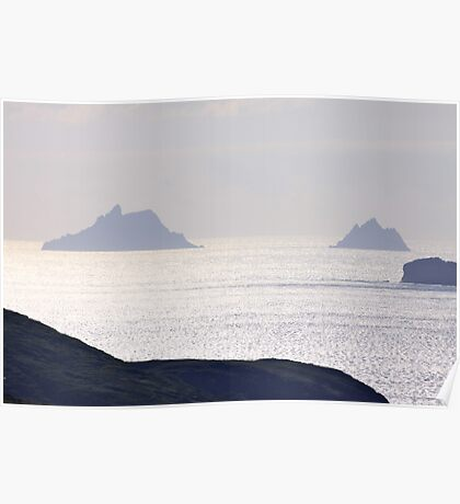 skelligs Eire Poster