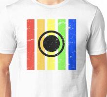 TrueColor-Atmosphere-Black Unisex T-Shirt