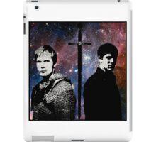 Merlin - two sides iPad Case/Skin