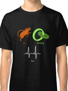 Sherlock Series 3--colour Classic T-Shirt