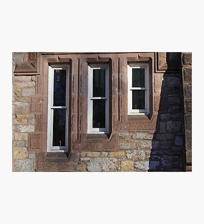 Church Windows Photographic Print