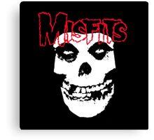 Classic Misfits Canvas Print