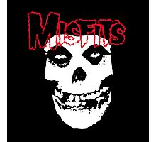 Classic Misfits Photographic Print