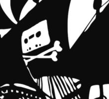 Pirate Bay Sticker