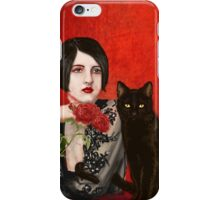 Mister Noir and I  iPhone Case/Skin