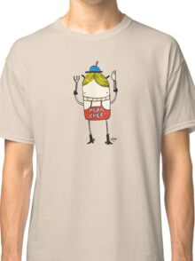 Head Chef - Part of the 'Hungry Monsters Collection' Classic T-Shirt