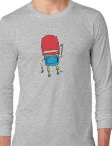 Space Man - Part of the 'Hungry Monsters Collection' Long Sleeve T-Shirt