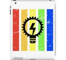 TrueColor-Power&Light-Black iPad Case/Skin