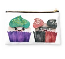 Baked Bad Guys (Joker & Harley) Studio Pouch