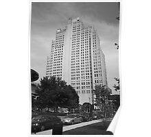 St. Louis Skyscraper Poster