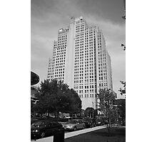 St. Louis Skyscraper Photographic Print