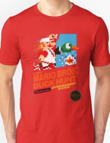 Super Mario Brothers Duck Hunt T-Shirt T-Shirt