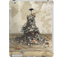 Net Worth iPad Case/Skin