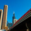 Downtown by Jim Butera