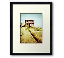 HAMPI Framed Print