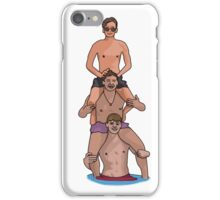 Joe Sugg, Caspar Lee and Oli White / ThatcherJoe, Dicasp and OliWhiteTV iPhone Case/Skin