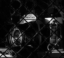Classic Pentax K1000 by MistyAdkins