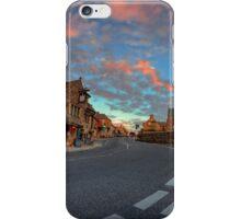 Corfe Castle Village ... iPhone Case/Skin