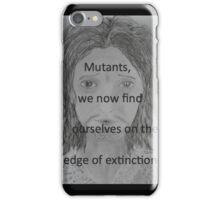 Charles Xavier iPhone Case/Skin