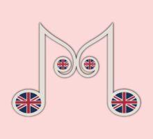 Wonderful UK Music Kids Clothes