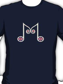 Wonderful UK Music T-Shirt