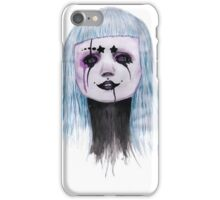 my baby doll iPhone Case/Skin