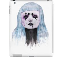 my baby doll iPad Case/Skin