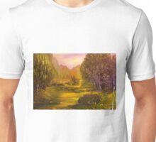 back yard Unisex T-Shirt