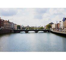 Downtown Dublin - Ireland Photographic Print