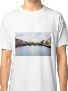 Downtown Dublin - Ireland Classic T-Shirt