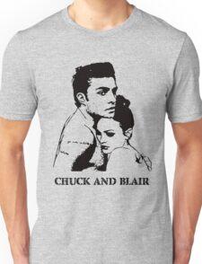 Chuck and Blair Unisex T-Shirt