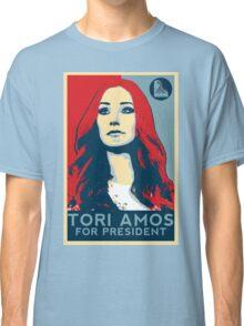 Tori For President Classic T-Shirt