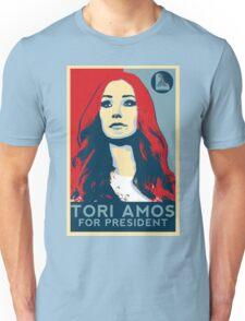Tori For President Unisex T-Shirt