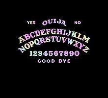 Tumblr Ouija Board  by DaSenpai