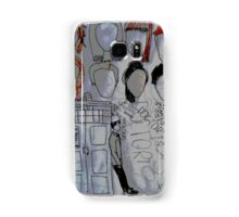 The Doctor's memories  Samsung Galaxy Case/Skin