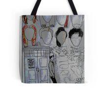 The Doctor's memories  Tote Bag