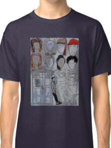 The Doctor's memories  Classic T-Shirt
